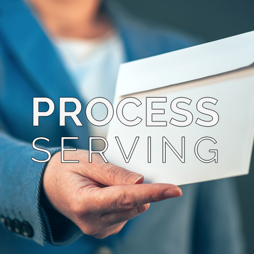 Image result for process serving