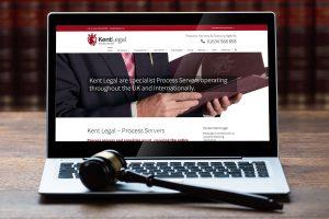 Kent-Legal website