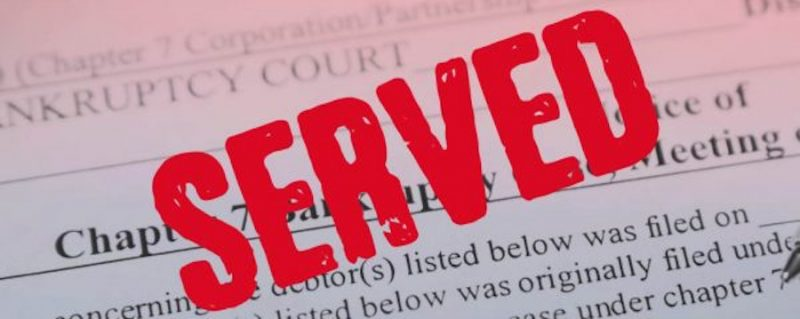 kent legal served
